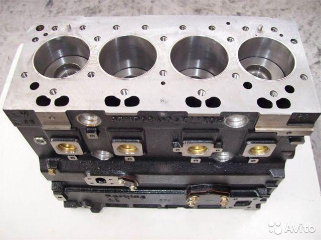 152-2884 Блок цилиндров двигателя Caterpillar 3054 (1522884)