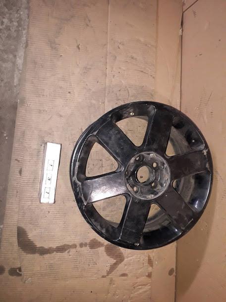 Б/у диск R17  5x112  ET45  DIA57.1 для Audi A4 B6 2000-2004 код №131
