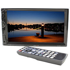 """Автомобільна 2 DIN магнітола HEVXM HE 888 сенсорний Full HD екран 7"""" MP5 Win CE 60 Вт"""