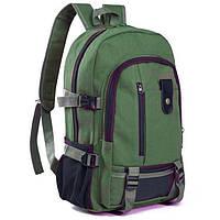 Багатофункціональний рюкзак для подорожей WoveLot Green, фото 1