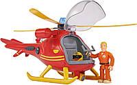 Пожежний вертоліт Сем з кольором Simba Feuerwehrmann Sam, фото 1