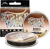 Шнур Strike Wire Extreme (moss green) зеленый 135 m Strike Pro