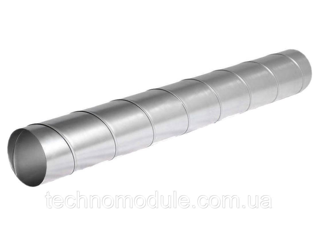 Спіральна вентиляційна оцинкована труба 315
