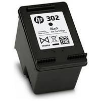 Картридж HP 302 BLACK №16