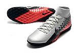 Сороконожки Nike SuperflyX VII academy TF Neymar, фото 5