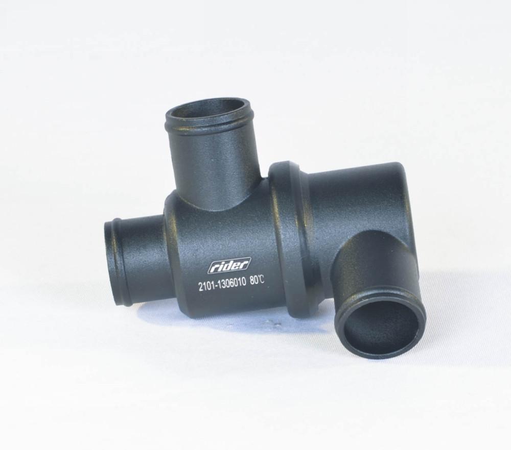 Термостат ВАЗ 2101-07 80 градусов (RIDER) (арт. 2101-1306010), rqz1qttr