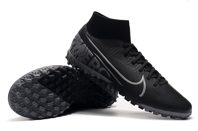 Сороконожки Nike SuperflyX VII academy TF black