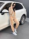 Женский велюровый костюм Рeach, фото 2