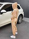 Женский велюровый костюм Рeach, фото 3