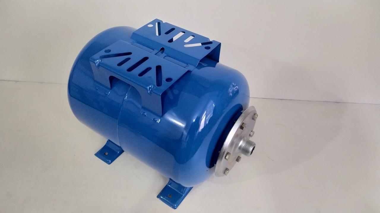 Гідроакумулятор горизонтальний 24л
