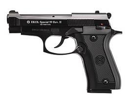 Сигнальний пістолет Ekol Special 99 Rev II (9.0 мм), чорний