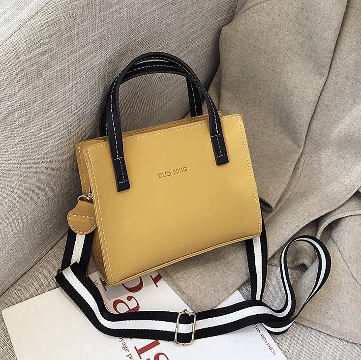 Женская кожаная сумка. Модель 445