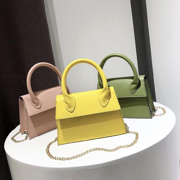Жіноча сумка в стилі вінтаж. Модель 446
