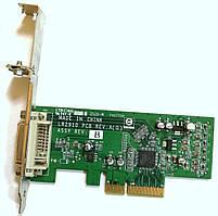 Видеоадаптер Fujitsu Siemens LR2910 PCB ADD2 REV A G DVI-D PCI Б/У