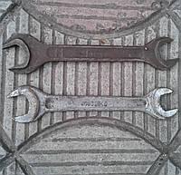 Ключ гаечный рожковый 19х22мм, фото 1