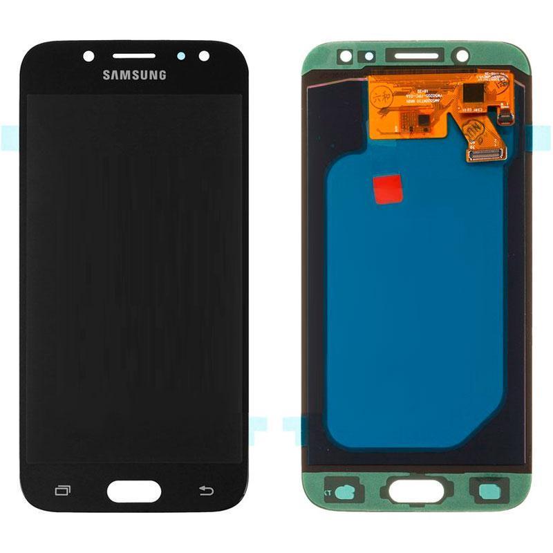Дисплейный модуль LCD Samsung J530H/J5-2017 + touch Black Copy