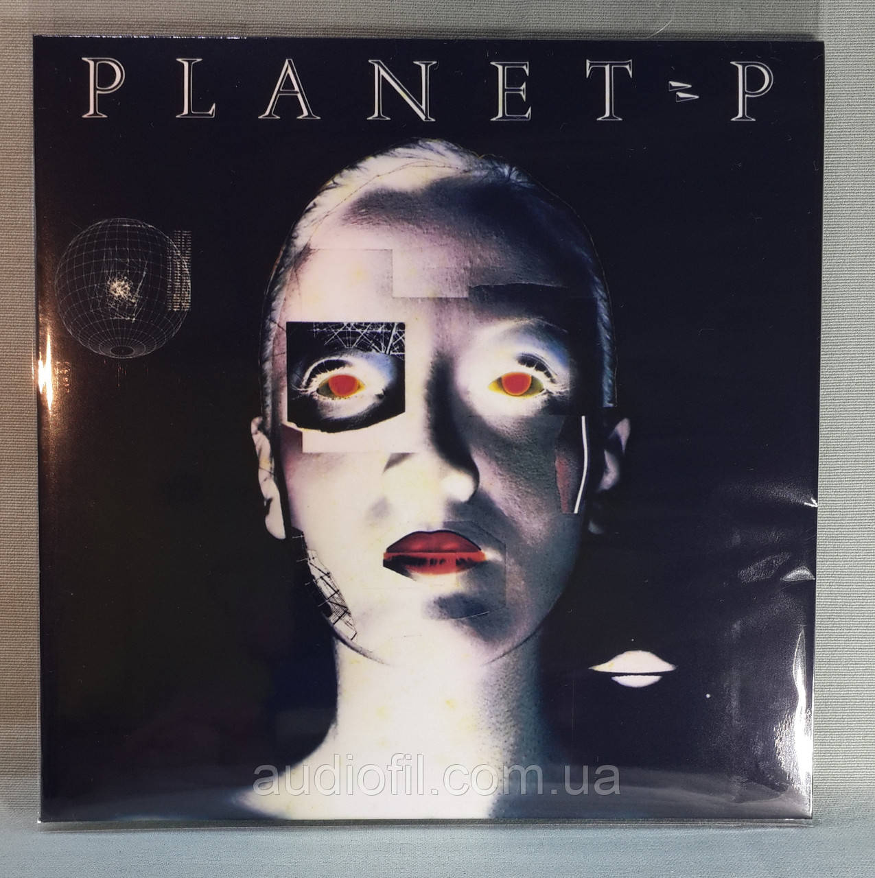 CD диски Planet P Project