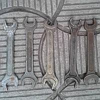 Ключ ріжковий 17х19мм, фото 1