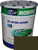 303 Хаки автоэмаль акриловая Mobihel, 0,75 л. цена без отвердителя