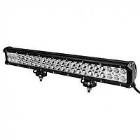 Светодиодная автофара LED на крышу (48 LED) 5D-144W-SPOT, Светодиодная осветительная фара на 48 лампочек, фото 1