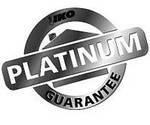 Платиновая гарантия на черепицу IKO