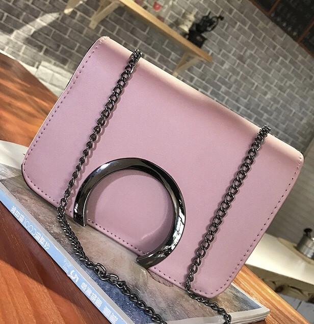 Стильная маленькая женская сумка. Модель 486