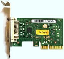 Графический адаптер Fujitsu Siemens FSC (D2823-A11 GS 1) ICT-50 DVI ADD On Card Б/У Лот #1