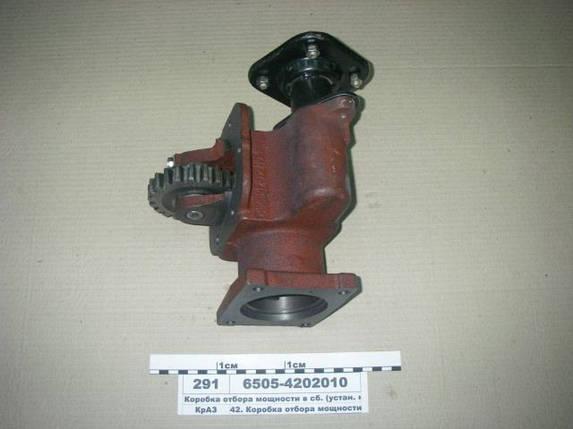 Коробка отбора мощности КРАЗ, фото 2