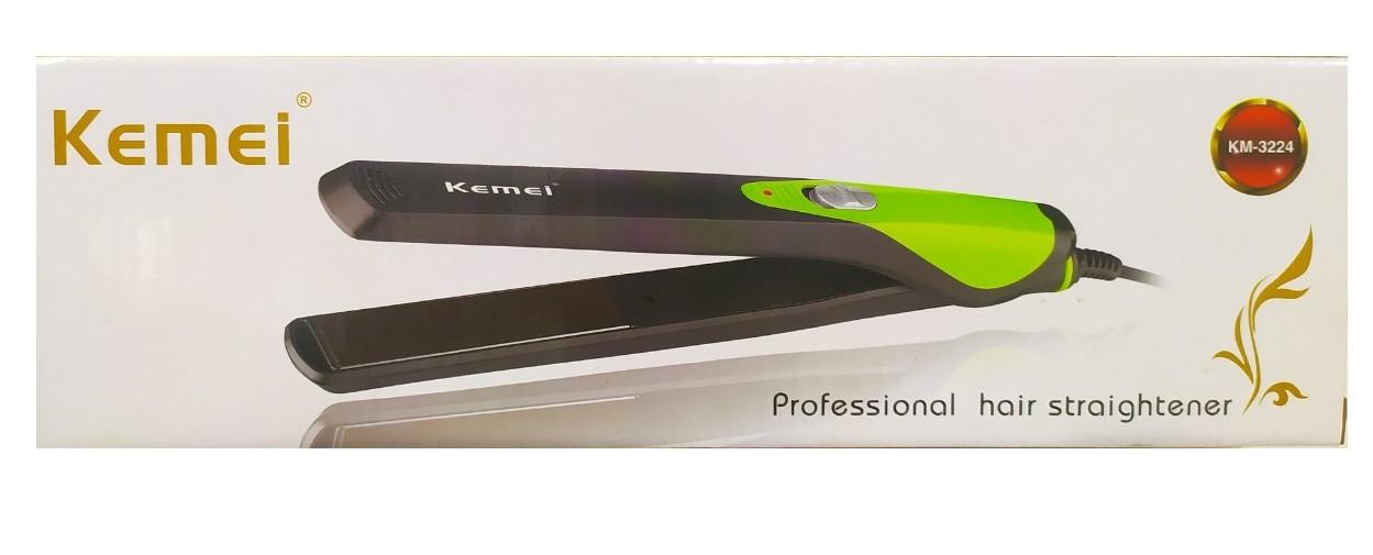 Утюжок для волос Kemei JB-KM-3224 Черный