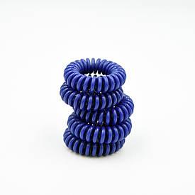 Набор резинок без коробоки (5шт). Темно-синий
