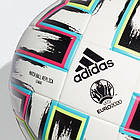 Футбольный мяч Adidas Uniforia Euro 2020 League (ар.FH7376). Оригинал, фото 4