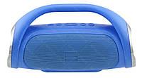 Беспроводная Bluetooth Колонка BoomBox mini (81380106) Blue, фото 1