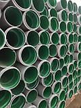 Труба 110/1500 зеленая канализационная (трехслойная) СВК, фото 2