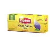 Чай Lipton Magic Aroma черный 25  пакетиков