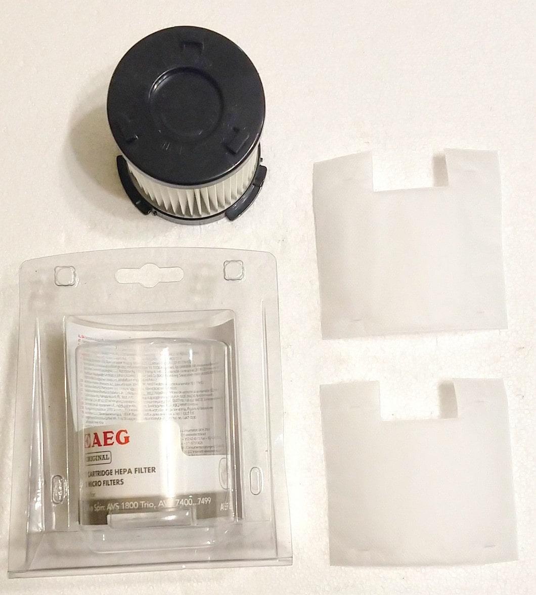 Hepa фильтр для пылесоса Electrolux, AEG, Zanussi 9001966689