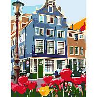 Картина по номерам Знаменитый Амстердам N00013243