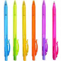 Ручка REPORTER RADIUS корпус 6 цветов, 0.7 мм, синяя