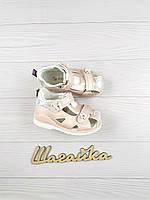 Босоножки сандалии 25, 28 (15, 5, 17,5см) детские на девочку, фото 1