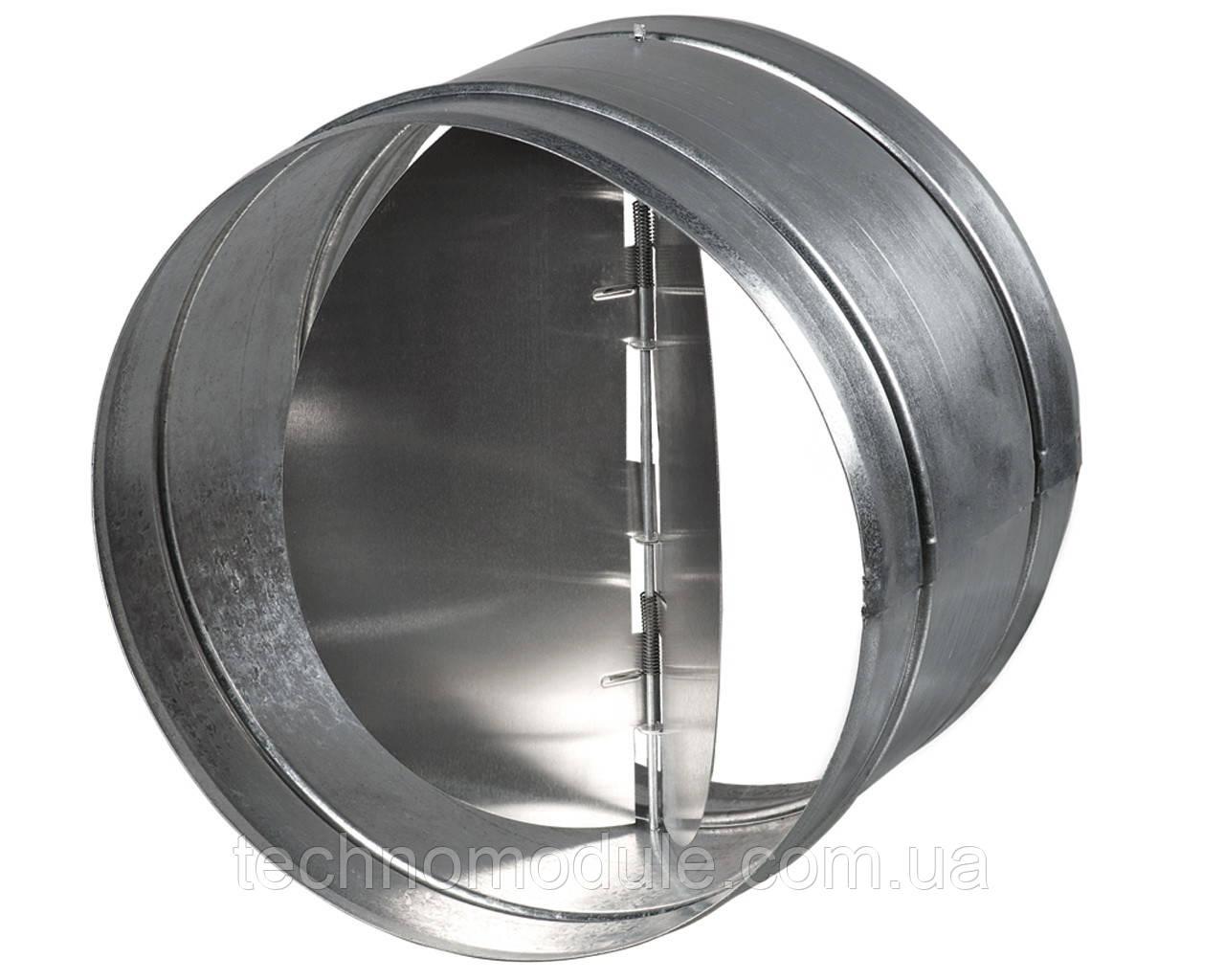 Зворотній клапан вентиляційний КОМ 250