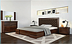 Деревянная кровать из массива дерева- Регина Люкс, с подьемным механизмом. 1,6*2, фото 8