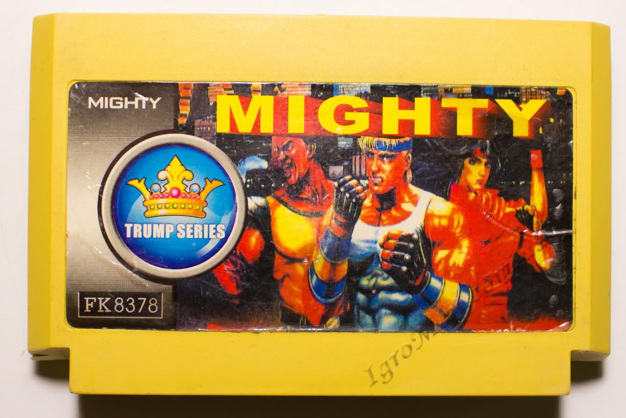 Картридж денди SD Fighter (Mighty)
