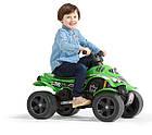 Детский квадроцикл на педалях FALK 609BR, фото 2
