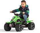 Детский квадроцикл на педалях FALK 609BR, фото 3