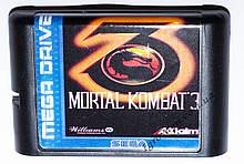 Картридж cега Mortal Kombat 3