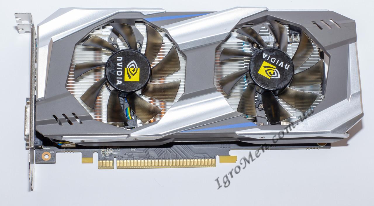 Видеокарта CestPC GeForce GTX 1060 3 Gb (БУ! Была 3 мес на игровом стенде)
