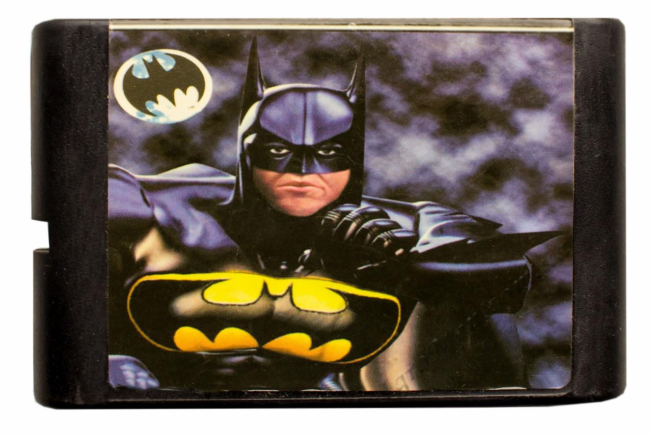 Картридж cега Batman