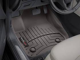 Килими гумові WeatherTech Buick Envision 2016+ передні какао