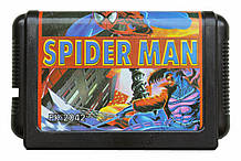 Картридж cега SpiderMan vs The Kingpin
