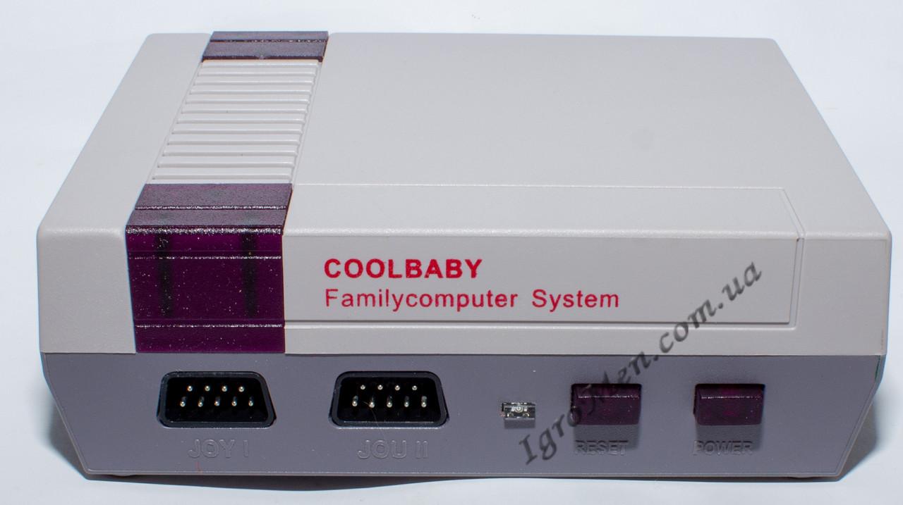 Приставка Денди CoolBaby NES 500 (300 игр)