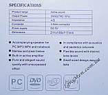 ЮСБ колонки для компьютера, ноутбука (Е-116, зеленый), фото 4